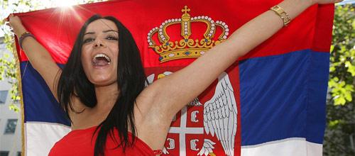 Чемпионат Европы, квалификация: Армения - Сербия