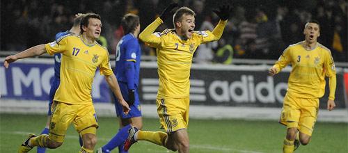Чемпионат Европы, квалификация: Беларусь - Украина