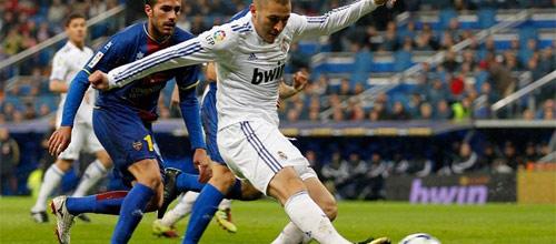 Чемпионат Испании: Леванте - Реал Мадрид