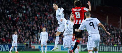 Чемпионат Испании: Реал Мадрид - Атлетик Бильбао