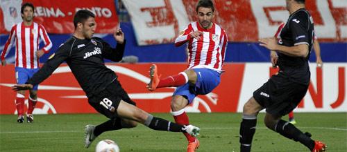 Чемпионат Испании: Валенсия - Атлетико Мадрид
