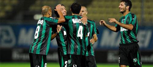 Чемпионат Италии: Парма - Сассуола