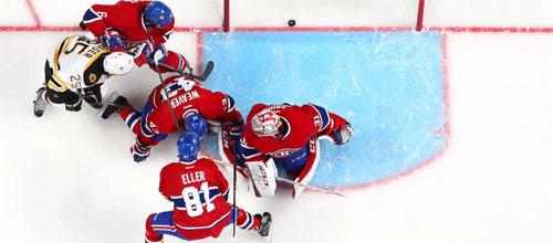 Чемпионат НХЛ: Торонто - Монреаль
