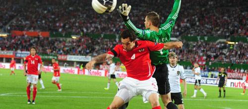 Евро-2016, квалификация: Австрия - Черногория