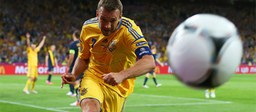 Квалификация Евро-2016: Белоруссия - Украина