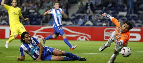 Лига Чемпионов: Порту - Атлетик Бильбао