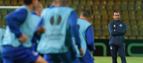 Лига Европы: Краснодар - Эвертон