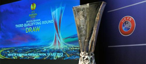 Лига Европы: Сент-Этьен - Днепр Д