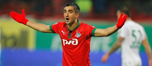 Российская Премьер-Лига: Локомотив - Терек