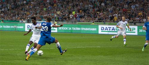 Украинская Премьер-Лига: Днепр - Динамо Киев