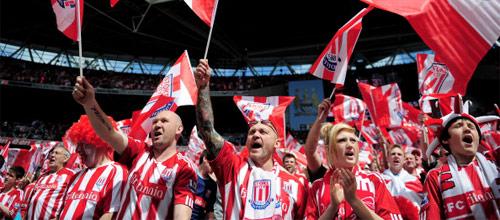 Английская Премьер-Лига: Сток Сити - Бернли
