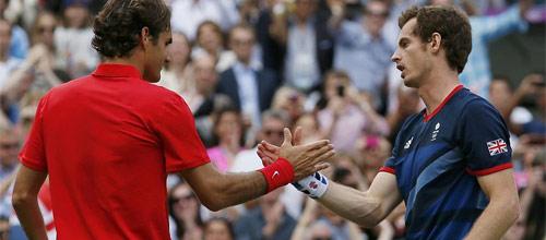 ATP, Лондон, Итоговый турнир года: Энди Маррей - Роджер Федерер