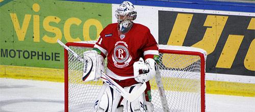 Чемпионат КХЛ: Торпедо - Витязь