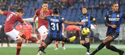 Италия, Серия А: Рома - Интер