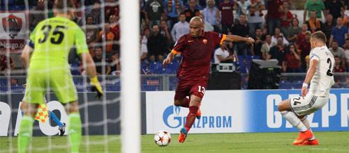 Лига Чемпионов: ЦСКА - Рома