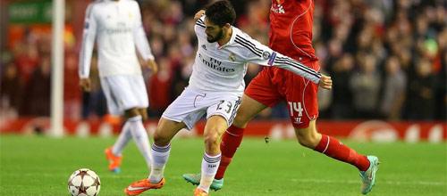Лига Чемпионов: Реал Мадрид - Ливерпуль