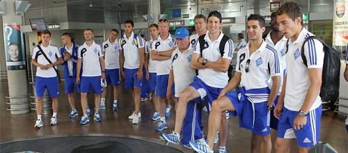Лига Европы: Динамо Киев - Ольборг