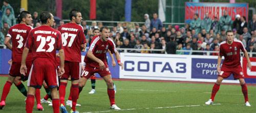 Российская Премьер-Лига: Спартак - Мордовия