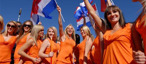 Товарищеские матчи: Нидерланды - Мексика