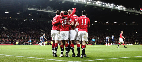 Англия, Премьер-Лига: Сток Сити - Манчестер Юнайтед