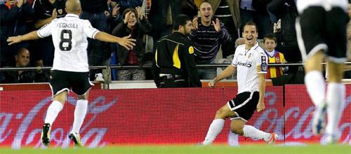Чемпионат Испании: Эйбар - Валенсия