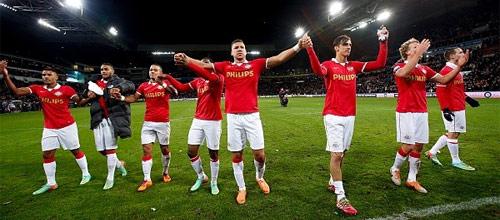 Чемпионат Нидерландов: ПСВ - Фейенорд