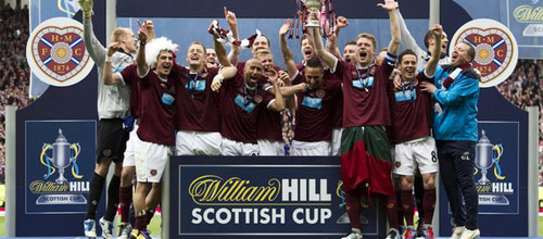Чемпионшип, Шотландия: Хартс - Кауденбит