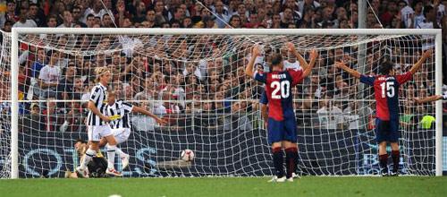 Италия, Серия А: Дженоа - Милан