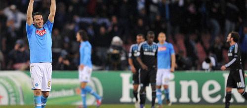 Италия, Серия А: Милан - Наполи