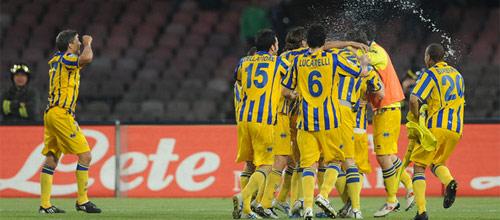 Италия, Серия А: Наполи - Парма