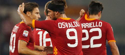 Италия, Серия А: Рома - Милан