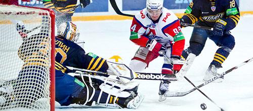 КХЛ: Локомотив - Атлант