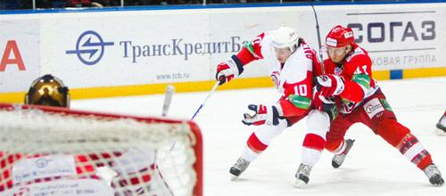 КХЛ: Локомотив - Витязь