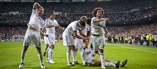 Лига Чемпионов: Реал Мадрид - Лудогорец