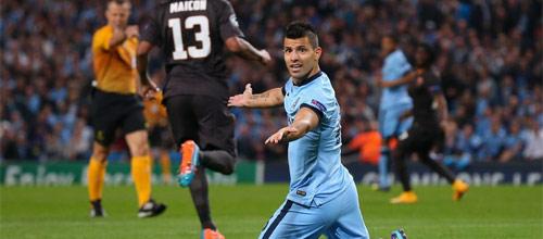 Лига Чемпионов УЕФА: Рома - Манчестер Сити