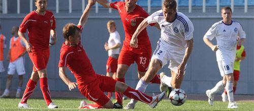 Российская Премьер-Лига: Арсенал Тула - Уфа
