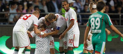 Российская Премьер-Лига: Терек - Локомотив
