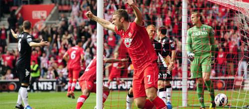 Английская Премьер-Лига: Саутгемптон - Суонси