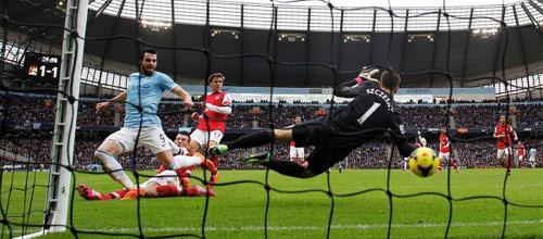 Англия, Премьер-Лига: Манчестер Сити - Арсенал