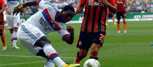 Чемпионат Франции: Лион - Тулуза