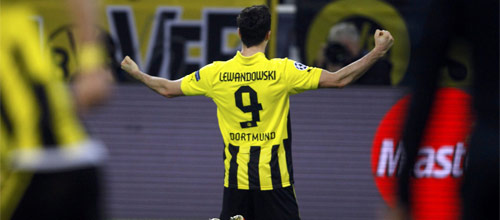 Чемпионат Германии: Байер - Боруссия Дортмунд