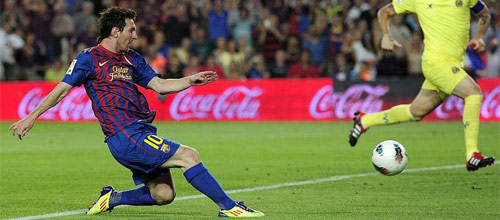 Чемпионат Испании: Барселона - Вильяреал