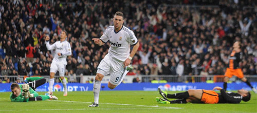 Чемпионат Испании: Валенсия - Реал Мадрид