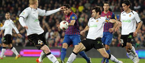 Чемпионат Испании: Валенсия - Севилья