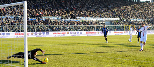 Чемпионат Италии: Милан - Аталанта