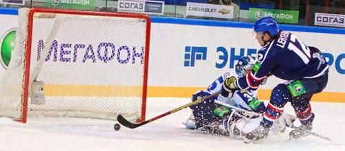 Чемпионат КХЛ: Металлург Нк - Сибирь