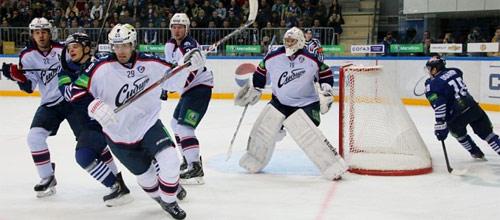 Чемпионат КХЛ: Сибирь - Адмирал