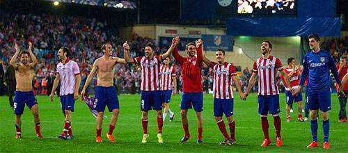 Испания, Примера Дивизион: Барселона - Атлетико Мадрид