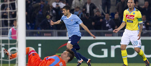 Италия, Серия А: Лацио - Наполи