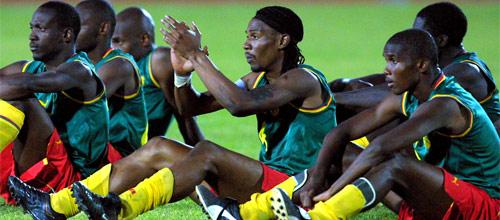 КАН: Камерун - Гвинея